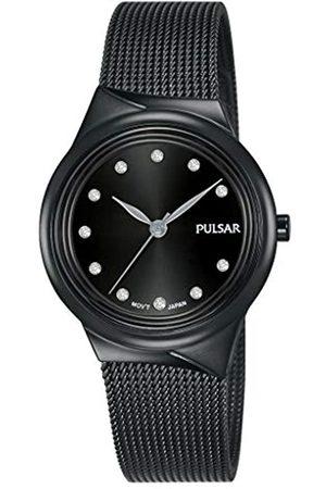 Pulsar PulsarQuarzDamen-UhrEdelstahlmitMetallbandPH8443X1