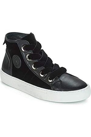Pataugas Damen ZALLY/VE F4D Hohe Sneaker, (Noir 850)
