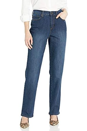 Gloria Vanderbilt Gloria Vanderbilt Damen Amanda Classic Tapered Jeans - Blau - 40 Lange