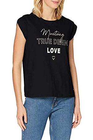Mustang Damen Alina C Foil T-Shirt