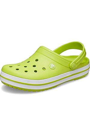 Crocs Unisex-Erwachsene Crocband Clogs, (Limettenpunsch/ )