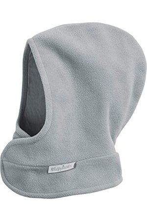 Playshoes Unisex Kinder Fleece-Schalmütze mit Klettverschluß softe und atmungsaktive Schlupfmütze