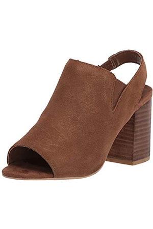 Sbicca Women's Slingback Bootie Heeled Sandal