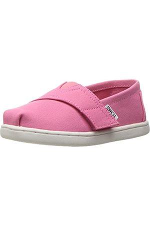 TOMS TOMS Unisex Baby Alpargata Classic Espadrilles, Pink (Bubblegum Pink Canvas 650)