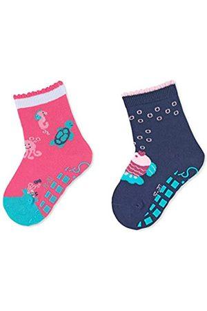Sterntaler Sterntaler Baby Girls ABS-Söckchen DP Meerestiere 8002125 Socken