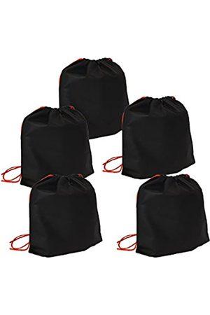 LC-Bags Wiederverwendbare Beutel, Vlies-PP, umweltfreundlich, herkömmliche Beutel, Kordelzugbeutel