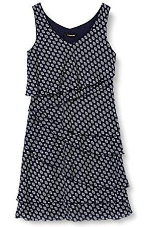 Taifun Damen Freizeitkleider - Damen Gewebe Kleid