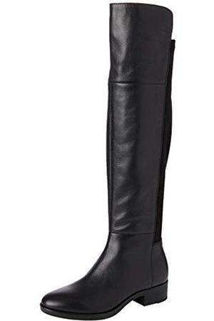 Geox Geox Damen D Felicity I Over-The-Knee Boot, Black