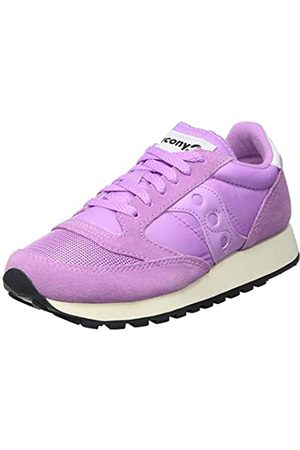 Saucony Damen Jazz Original Vintage Sneaker, Pink (Violet 74)