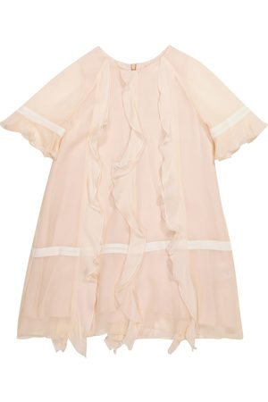 Chloé Kids Kleid aus Seide