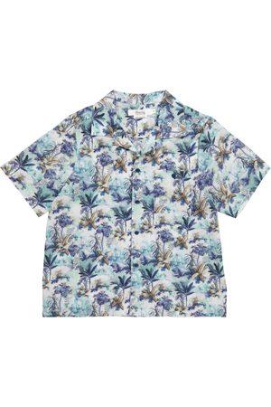 Bonpoint Jungen Hemden - Hemd Steve aus Baumwolle
