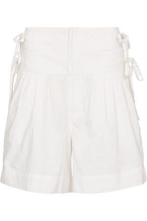 Isabel Marant, Étoile Shorts Opala aus Baumwolle