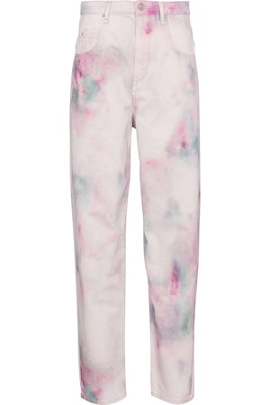 Isabel Marant, Étoile High-Rise Straight Jeans Corfy