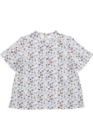 Bonpoint Hemd Cesar aus Baumwolle