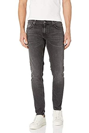 Nudie Jeans Unisex-Erwachsene Tight Terry Fade to Grey Jeans