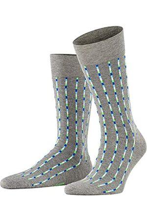 Burlington Herren Socken & Strümpfe - Herren Pinstripe M SO Socken