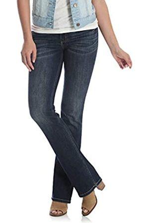 Wrangler Wrangler Damen Retro Low Rise Bootcut Jeans