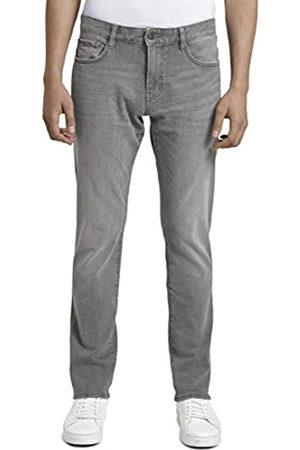 TOM TAILOR Herren Josh Regular Slim Jeans, 10210-grey Denim