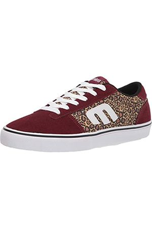 Etnies Damen Calli-vulc W's Skate-Schuhe, Burgundy/Tan