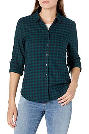 Goodthreads Goodthreads Brushed Flannel Drop-Shoulder Long-Sleeve button-down-shirts