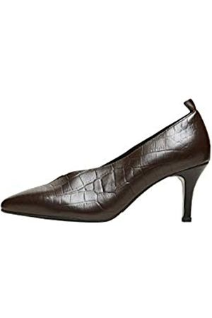 SELECTED Damen SLFHARPER Leather B Pump, Black
