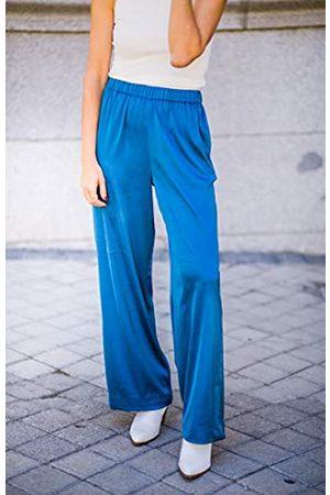 THE DROP Pull-on-Hose für Damen, mit weitem Bein, von @balamoda