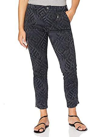 Mac Damen Rich Cargo Cotton Straight Jeans