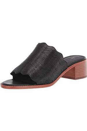 Frye Damen Cindy Wave Mule Sandale mit Absatz