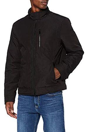Geox Mens M RENNY Jacket, BLACK