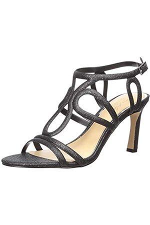 Badgley Mischka Damen SIMBA Sandalen mit Absatz