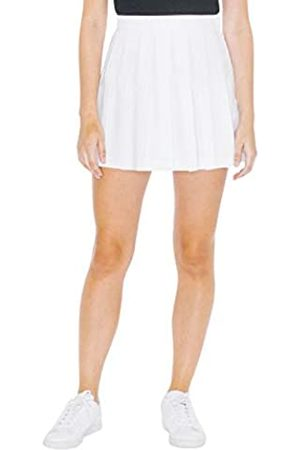 American Apparel Damen Gabardine Tennis Skirt Tennisrock