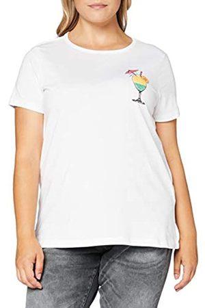 Carmakoma Womens, Shirt, (Bright White)