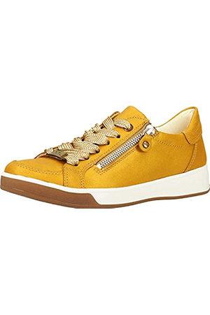 ARA Ara Damen ROM Sneaker, Gelb (Sole 12)
