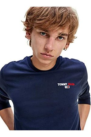 Tommy Hilfiger Herren Lange Ärmel - Herren TJM Longsleeve Corp Tee Hemd
