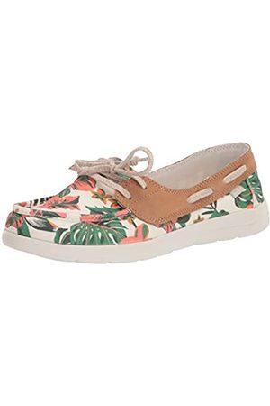 Sanük Damen Pair O Sail Lite Floral Bootsschuh