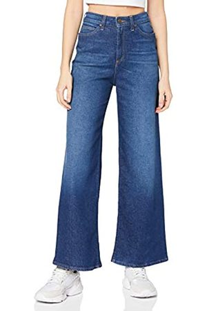 Lee Womens A Line Flare Jeans