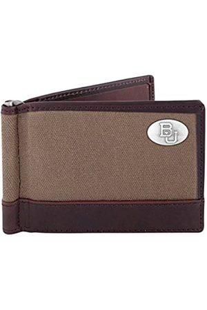 ZEP-PRO NCAA Baylor Bears Canvas Leather Concho Razor Wallet