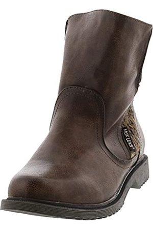 MUK LUKS Damen Women's Karlie Boots modischer Stiefel