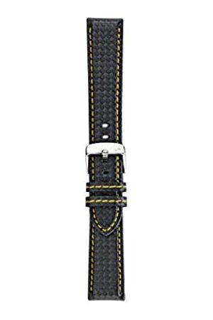 Morellato Morellato Biking Herren-Armband aus echtem Kalbsleder - Carbon Optik - A01U3586977