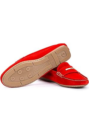 Martinelli Damen Leyre 1413_v20 Slipper, (Red Red)