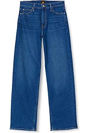 Lee Womens Wide Leg Jeans