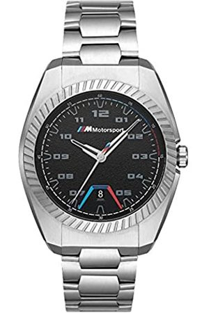 BMW Men's Silver Stainless Steel Watch