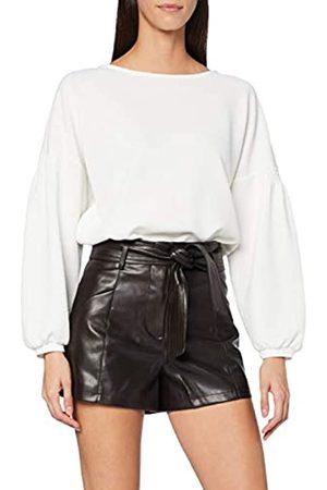 Morgan Damen Simili Ceinture Shico Shorts