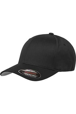 Flexfit – Herren-Cap aus gekämmter Wolle, 6277--XXL--BLACK