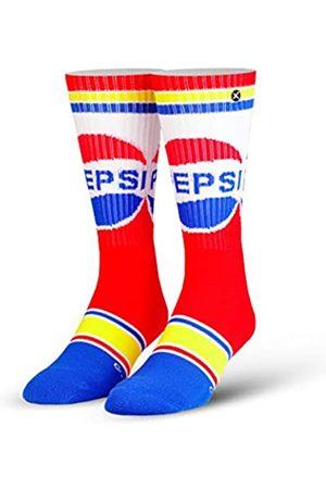 OddSox ODD SOX Adult Pepsi Retro Knit Socks Standard