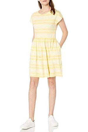 Goodthreads Heavyweight Cotton Slub Short-sleeve Gatheredwaist Easydress dresses