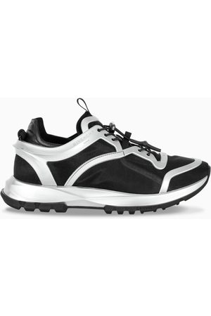 Givenchy Black/silver Spectre Runner Cage sneakers