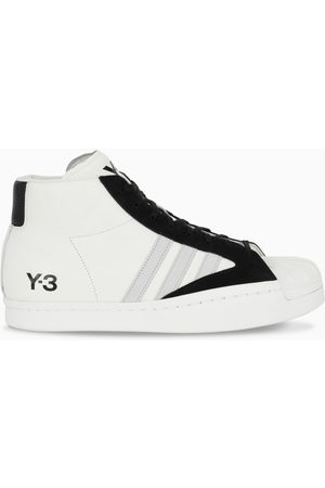 adidas White/black Yohji Pro sneakers