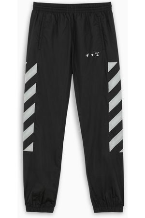 OFF-WHITE ™ Black Diag jogging pants