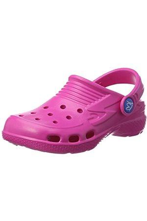 Beck Unisex-Kinder Clogs,Pink (Pink 06)